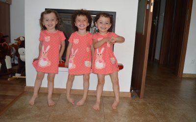 Healthy triplets